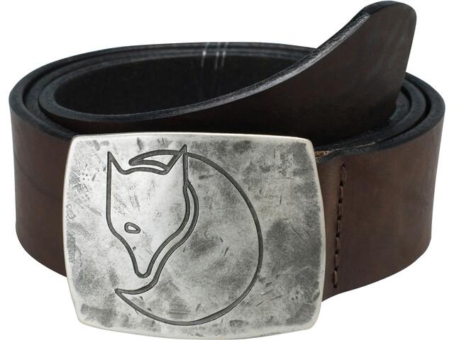 Fjällräven Murena Silver Pasek, leather brown